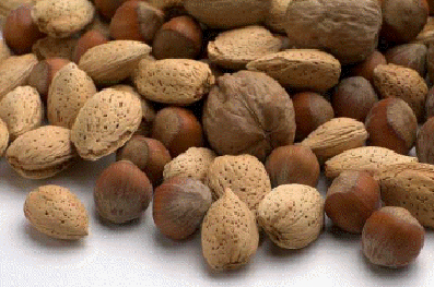 Los frutos secos son una fuente natural de Magnesio