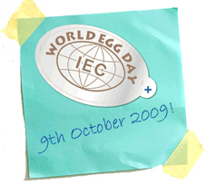 Wold Egg Day