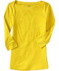 remera amarilla