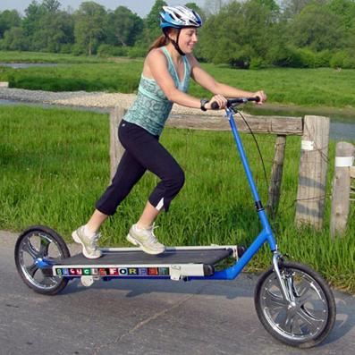 Bike Treadmill cinta bicicleta