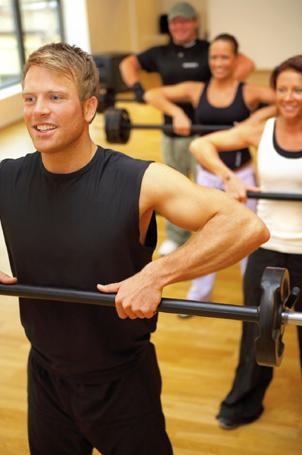 body pump glucosa energia
