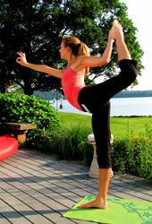 natarajasana yoga estres