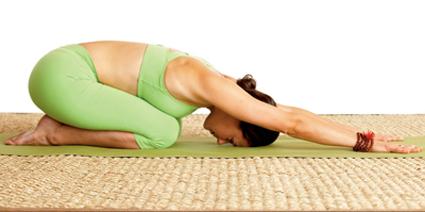 yoga estrés