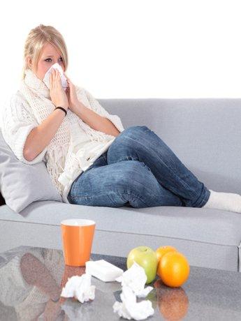 alimentos gripe
