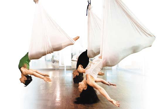 antigravity yoga 1