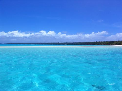 Cromoterapia mar azul