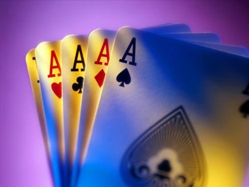 mantenerse en forma jugando al poker