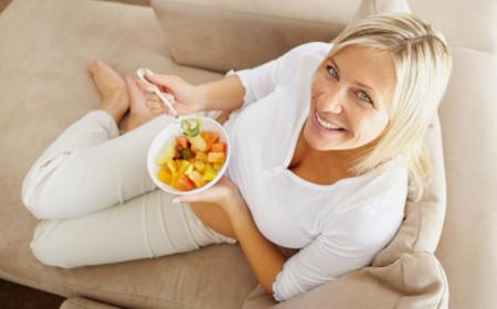 nutricion durante la menopausia