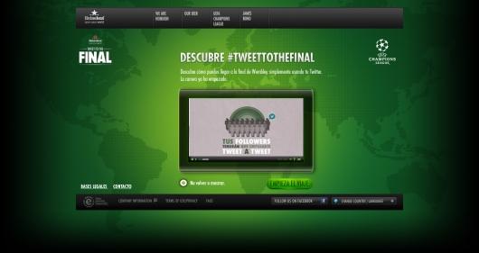 TweeToTheFinal