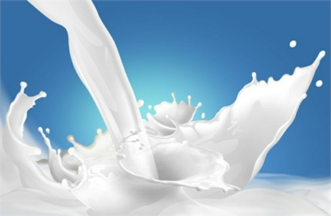 agua leche alimentacion