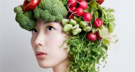 alimentos cabello