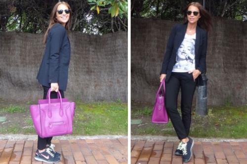 zapatillas Running moda