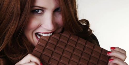 Chocolate buen humor