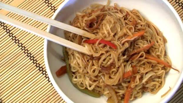 Alimentación china