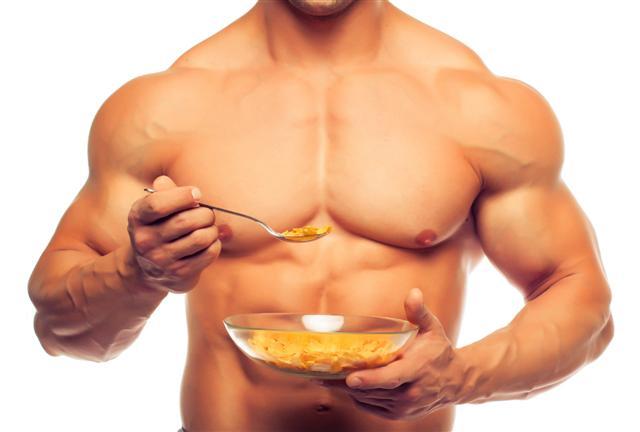 Alimentación entrenamiento